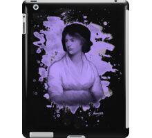 Mary Shelley (Wollstonecraft) Tribute (violet) iPad Case/Skin