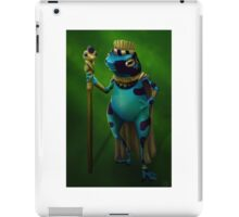 The Frog Prince iPad Case/Skin