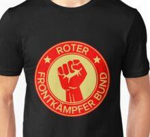Roter Frontkämpferbund Unisex T-Shirt