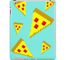Pixel Pizza (B) iPad Case/Skin