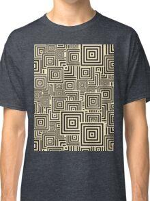 seamless patterns Black white Classic T-Shirt