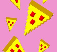 Pixel Pizza (P) by Tigercookie