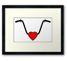 Love Handles Framed Print