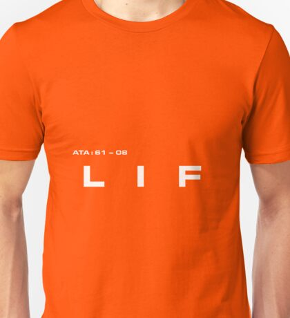 2001 A Space Odyssey - HAL 900 LIF System Unisex T-Shirt