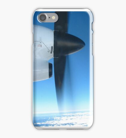 Sky Propellor iPhone Case/Skin