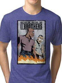 II Brothers Tri-blend T-Shirt
