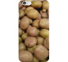 Potatoes iPhone Case/Skin