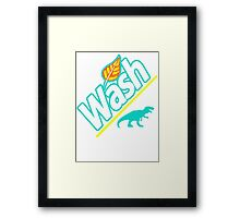 they will betray you Framed Print