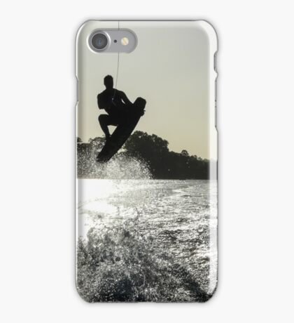 The Right Way to Start the Weekend iPhone Case/Skin