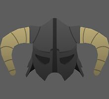 Skyrim Helmet by Lazard