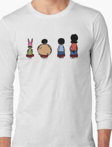 Linda and her kids  Long Sleeve T-Shirt