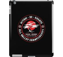 Karate Kid - Mr Miyagi Do Distress White Variant iPad Case/Skin