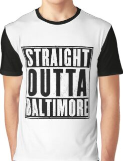 Baltimore Graphic T-Shirt