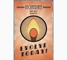 Bioshock Plasmid Poster Incinerate Unisex T-Shirt