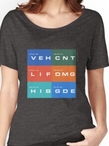 2001 A Space Odyssey - HAL 900 Systems Collection Women's Relaxed Fit T-Shirt