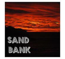Sand Bank Sunrise by Sandbanks