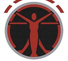 Fallout 4 institute symbol by jacko23800
