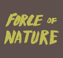 Force of Nature x Cloud Forest One Piece - Short Sleeve