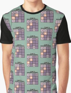 numberwang Graphic T-Shirt
