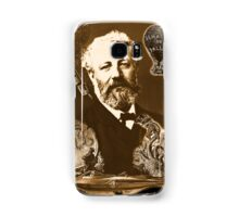 Jules Verne Tribute Samsung Galaxy Case/Skin