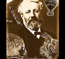 Jules Verne Tribute by Bela-Manson