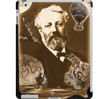 Jules Verne Tribute iPad Case/Skin