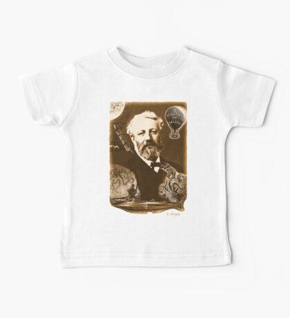 Jules Verne Tribute Baby Tee