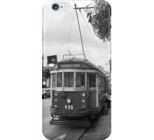 San Francisco Trolley Car iPhone Case/Skin