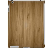 Wood Texture iPad Case/Skin