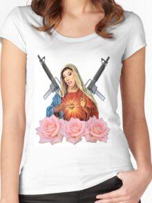 virgin alaska Women's Fitted Scoop T-Shirt