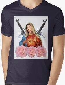 virgin alaska Mens V-Neck T-Shirt