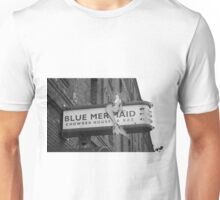 San Francisco Blue Mermaid Unisex T-Shirt