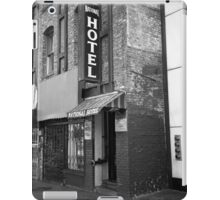 San Francisco Hotel 2007 iPad Case/Skin