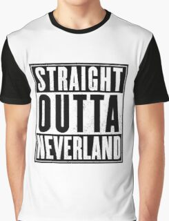 Neverland Graphic T-Shirt