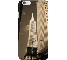 San Francisco - Transamerica Pyramid Building iPhone Case/Skin