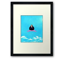 Sure. Fine. Whatever. [i] Framed Print