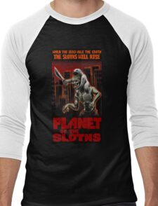 Planet Of The Sloths Men's Baseball ¾ T-Shirt