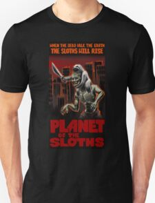Planet Of The Sloths Unisex T-Shirt