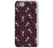 Monkey bussines iPhone Case/Skin
