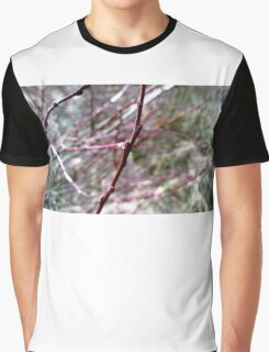 Red Twig . Graphic T-Shirt