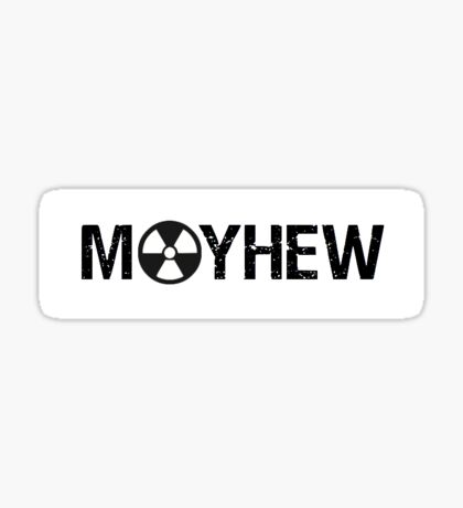MAYHEW 122 Sticker