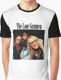 Lone Gunmen Graphic T-Shirt