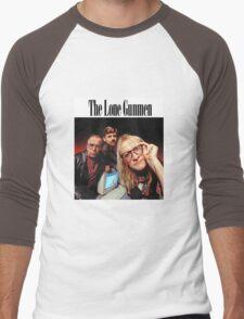 Lone Gunmen Men's Baseball ¾ T-Shirt