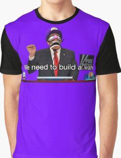 Wahnald Trump Graphic T-Shirt
