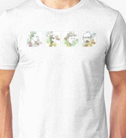 1916 commemorative print: 16 leaders 5-8 Unisex T-Shirt