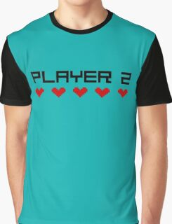 Player 2 Graphic T-Shirt