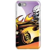 Skull Rider iPhone Case/Skin