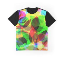 Artworksy Abstract Leaf Graphic T-Shirt