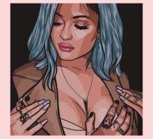 Kylie Jenner Vector One Piece - Long Sleeve