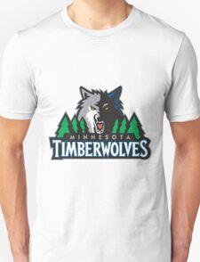 Minnesota Timberwolves basketball team T-Shirt